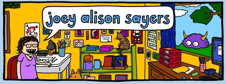 joey alison sayers