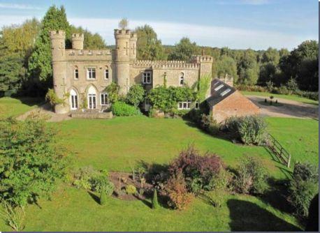 Budby Castle