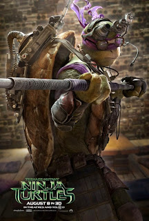 Teenage Mutant Ninja Turtles Donatello Poster