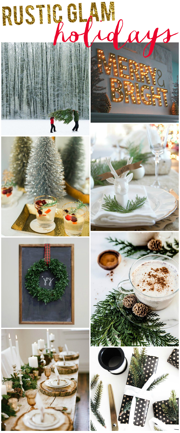 Rustic Glam Holidays