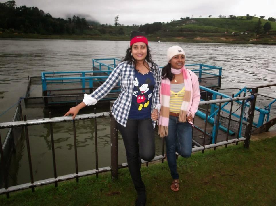 madhu nithyani at Gregory lake