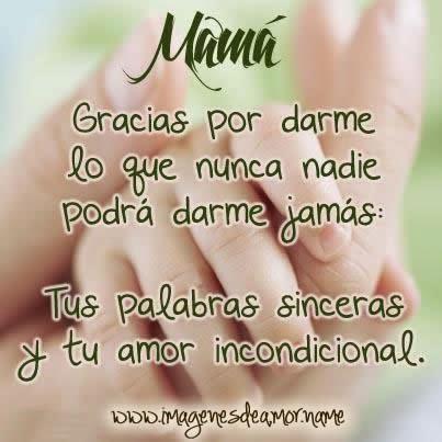 Imagenes con frases para el dia de la madre 2015, Mensajes ...