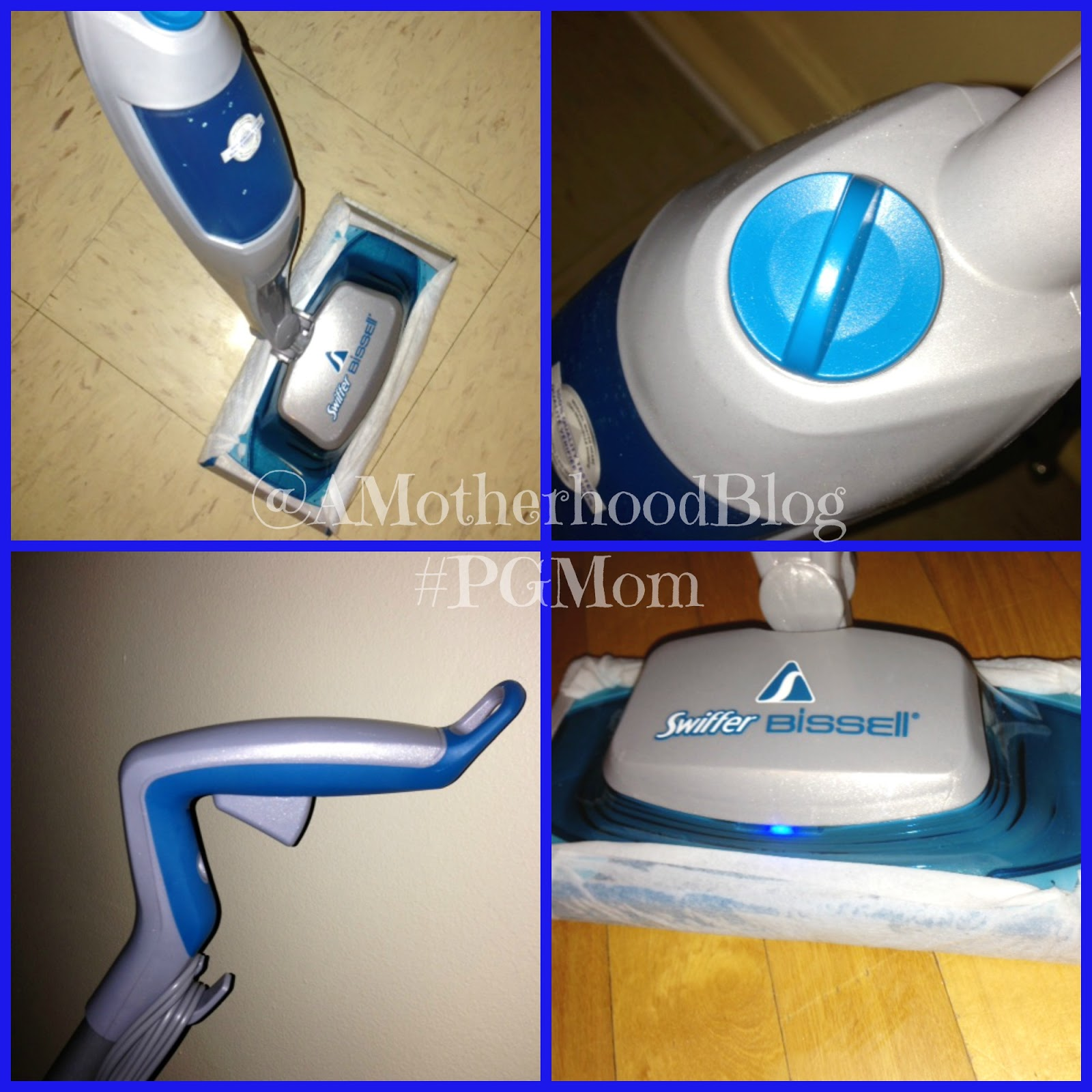 A Motherhood Experience Clean Home New Swiffer Bissell