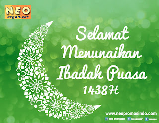 Happy Ramadhan Fasting 1438 H