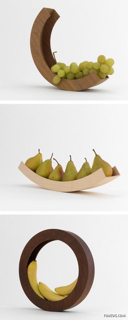 cool modern fruit bowls animal photo