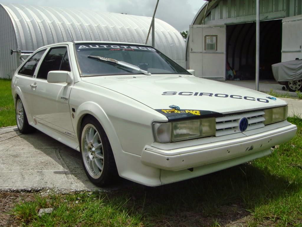 Custom 1988 Volkswagen Scirocco Buy Classic Volks