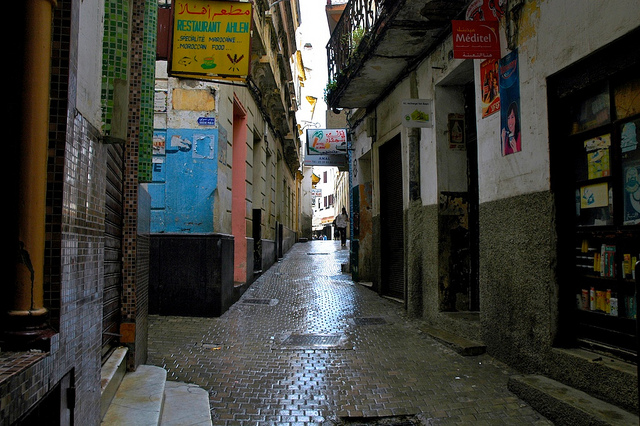 Downtown Tangier