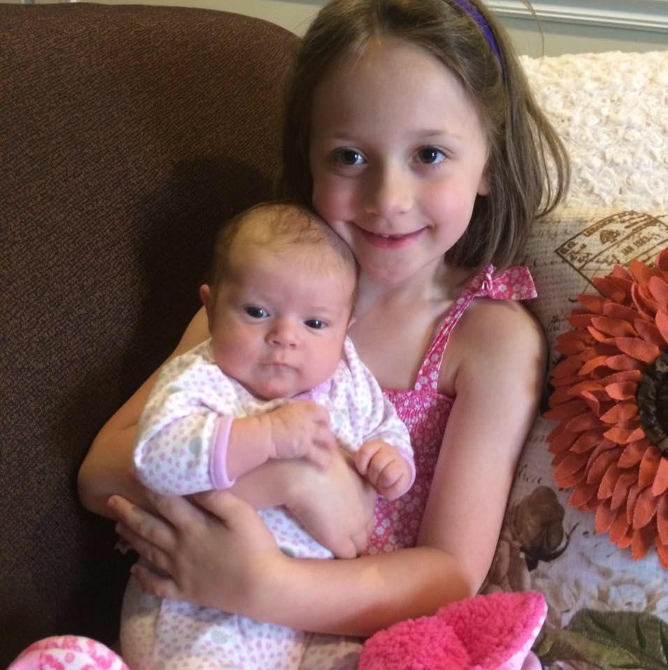 Ella Elizabeth and Sybil Eveleen Claire