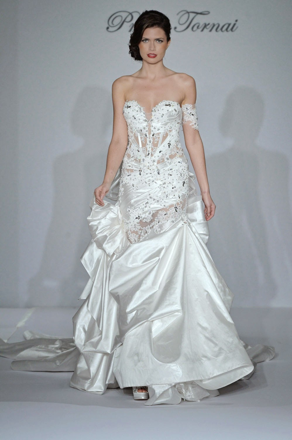 Pnina Tornai Fall 2015 Wedding Dresses