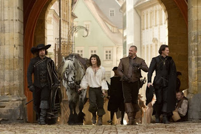 The Three Musketeers new movie photo