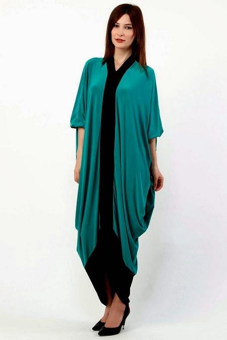 Abaya Fashion 2014 Colorful Abaya Couture Luxury Abaya