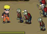 juego Naruto Vs Zombies