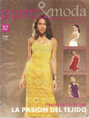 R37 Punto & Moda No. 32 - Fiestas de Fin de Año
