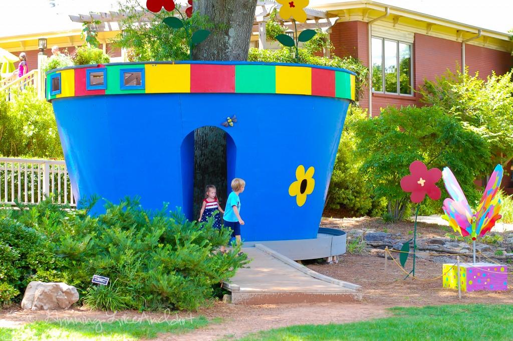 Beau Huntsville Botanical Gardens   Great For Kids!