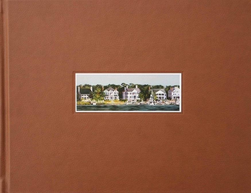 Porchscapes (8 1/2 x 11 coffee-table book)