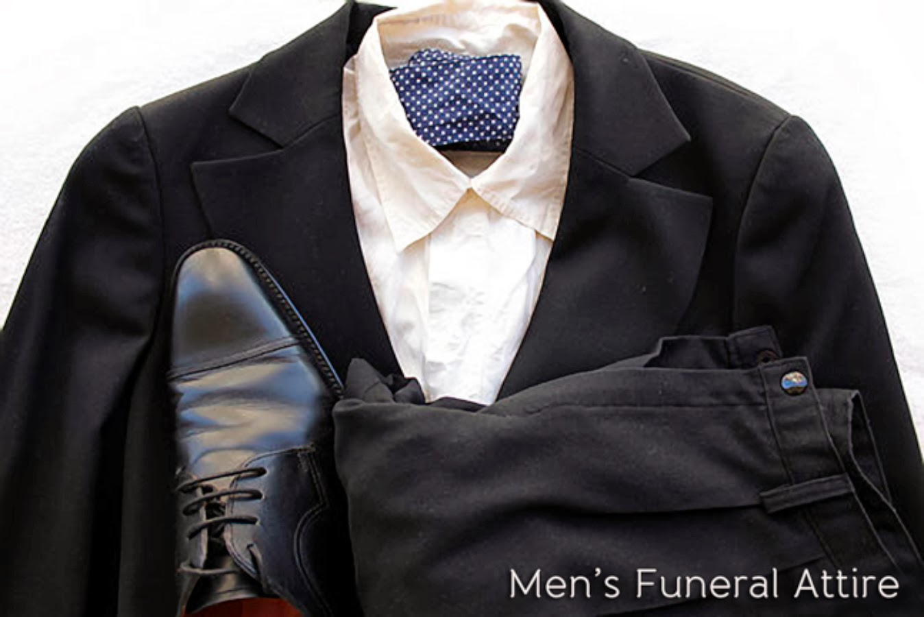 Funeral fund blog how to dress for a funeral or wake how to dress for a funeral or wake ccuart Image collections
