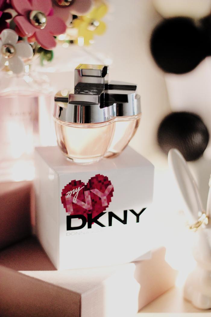 DKNY MY NY fragrance