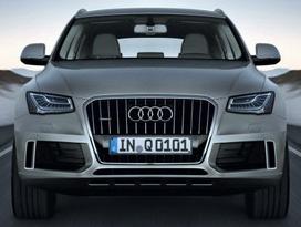Audi Q7 TDI Towing Capacity
