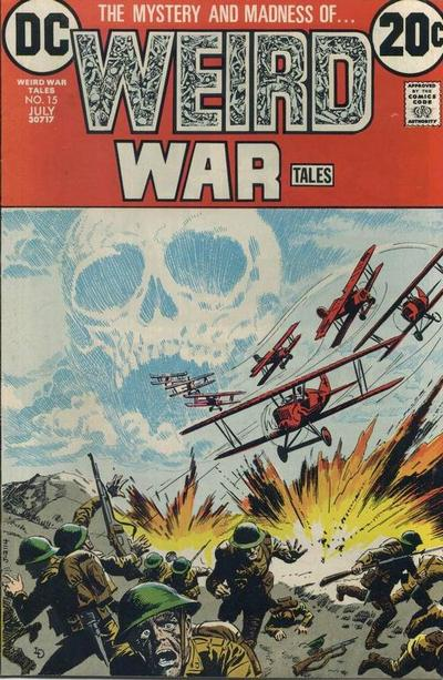 Weird War Tales #15
