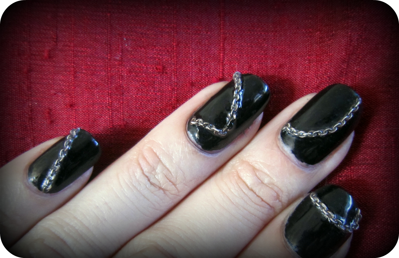 Nail Designs With Chains 28 Images Nail Designs Designcanyon