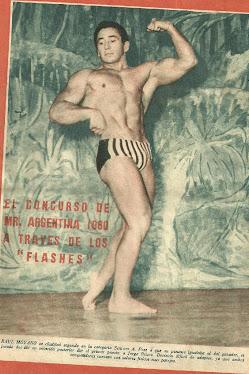 2° Seniors Mr ARGENTINA-1960