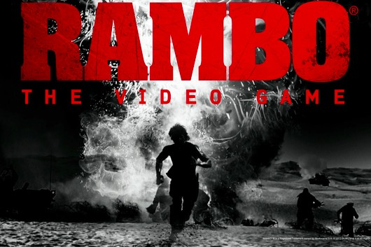 ¡Tomá! Rambo: The Video Game saldrá el 21 de febrero