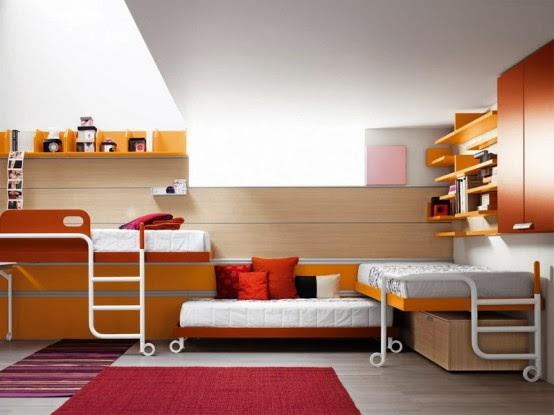 desain kamar tidur sederhana atau minimalis