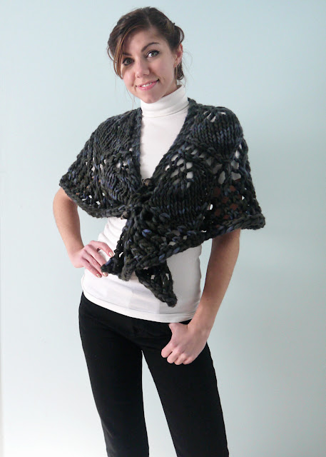 Ovate Shawl