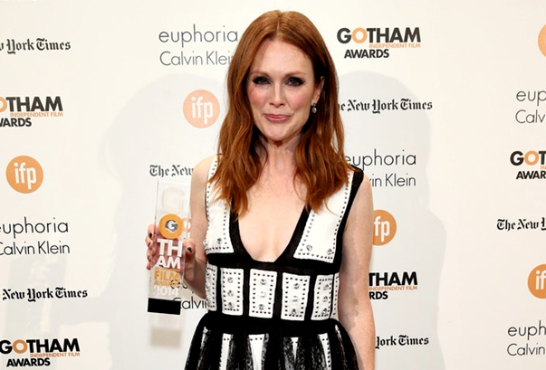 Julianne Moore, Gotham Awards