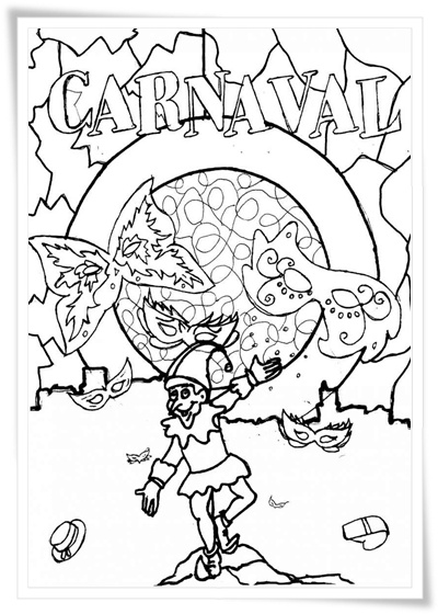 Karneval Fasnacht im Unterricht (Links zu Unterrichtsmaterial)