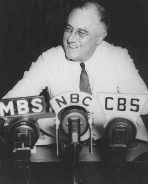 Franklin Delano Roosevelt -