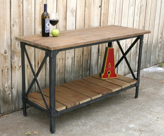 ikea industrial furniture. WellIt Wont Look Exactly The Same, Since Mine Will Continue Being A Dining Table. But I Want To Have That Nice Industrial Look. Ikea Furniture O