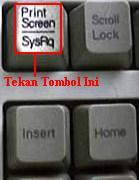 Print Screen Sys Rq