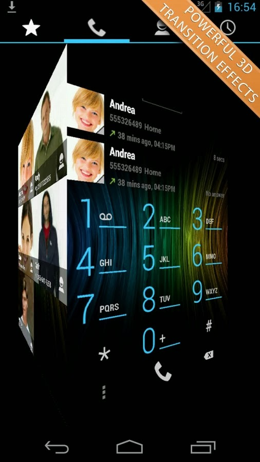 Swipe Dialer Pro Android App Download,