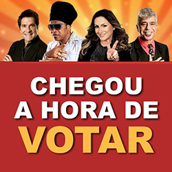 Votar no The Voice Brasil 2013