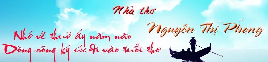 Nguyễn Thị Phong
