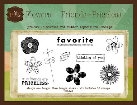 Flowers + Friends = Priceless