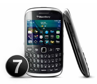 Blackberry Armstrong Curve 9320