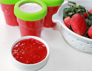 Easy & Delicious Strawberry Freezer Jam - Easy Life Meal & Party Planning