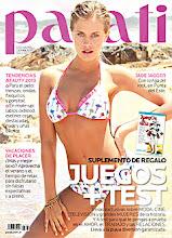 Salimos en la Revista Para Ti!!
