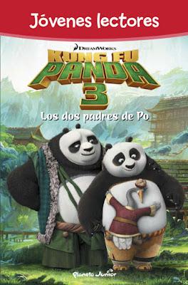 LIBRO - Kung Fu Panda 3. Los dos padres de Po Dreamworks (Planeta Junior - 23 febrero 2016) INFANTIL | PELICULA | A partir de 3 años Comprar en Amazon España