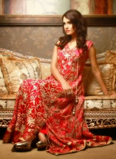 Bridal Angrakha Dress
