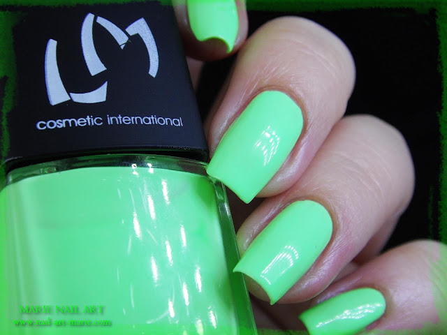LM Cosmetic Green Apple Pop9