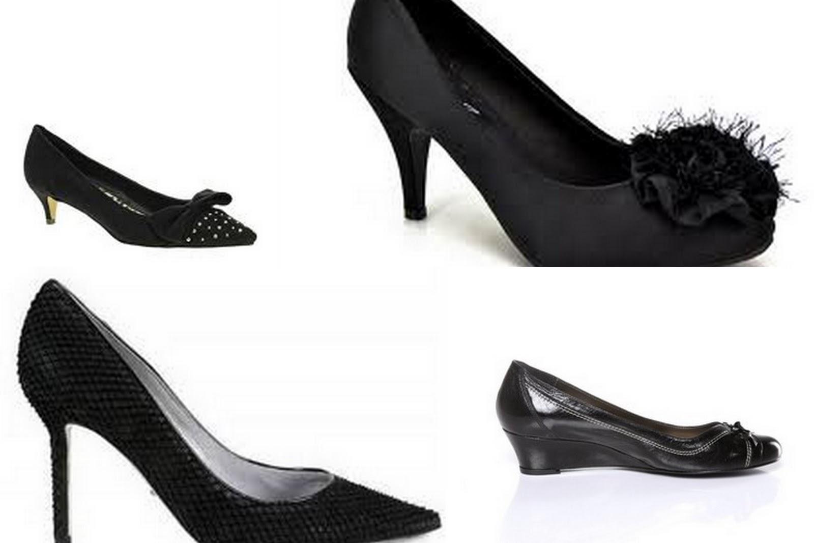 Anuskitabluestyle fondo de armario - Zapatos collage ...