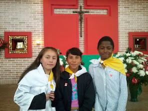 Niños de Usminia