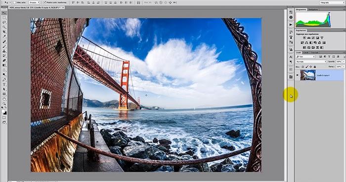 Come creare fantastici HDR a 32 Bit grazie alle nuove versioni di Photoshop!