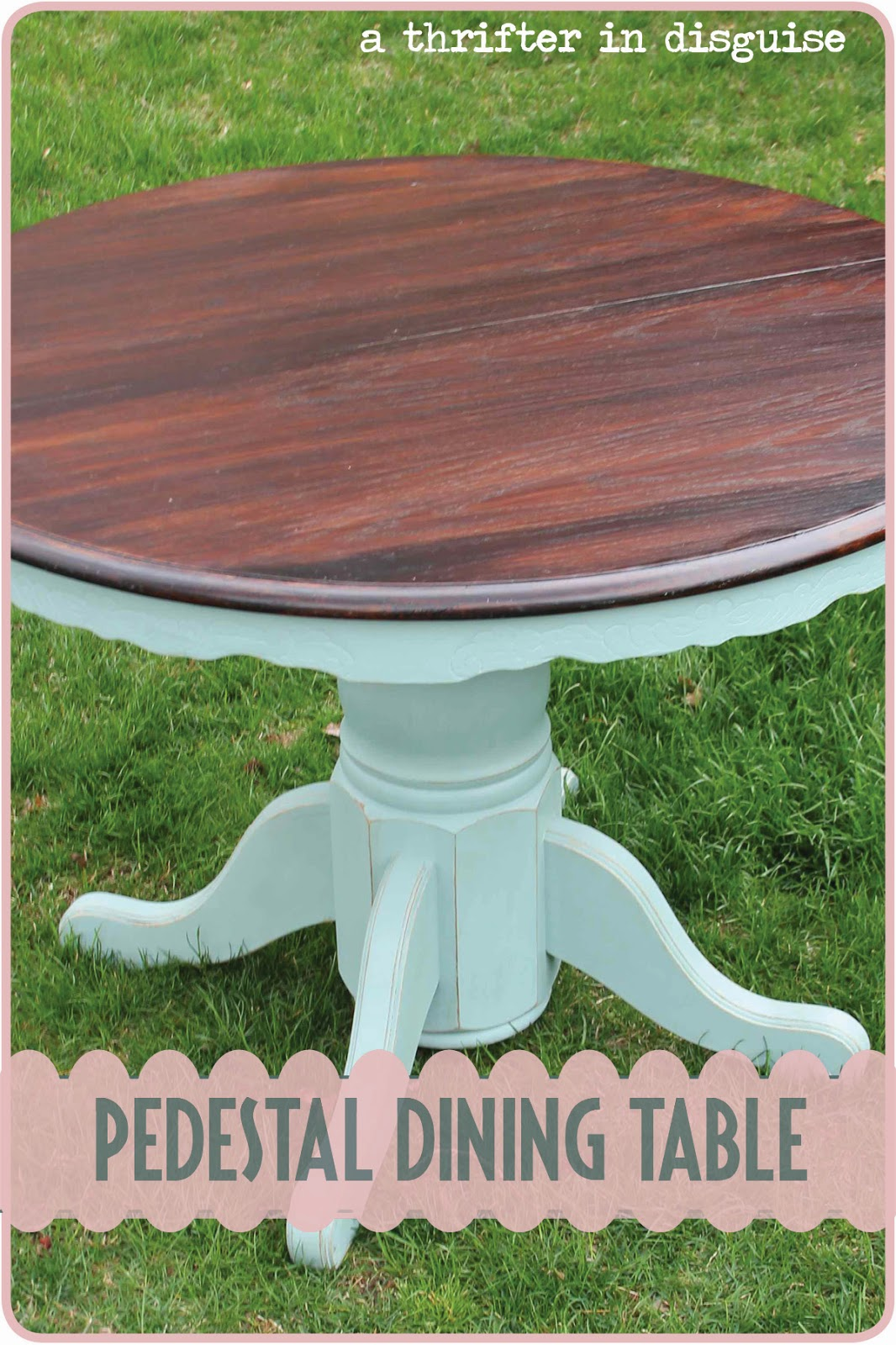http://www.thrifterindisguise.com/2013/04/craiglist-dining-table-transformation.html