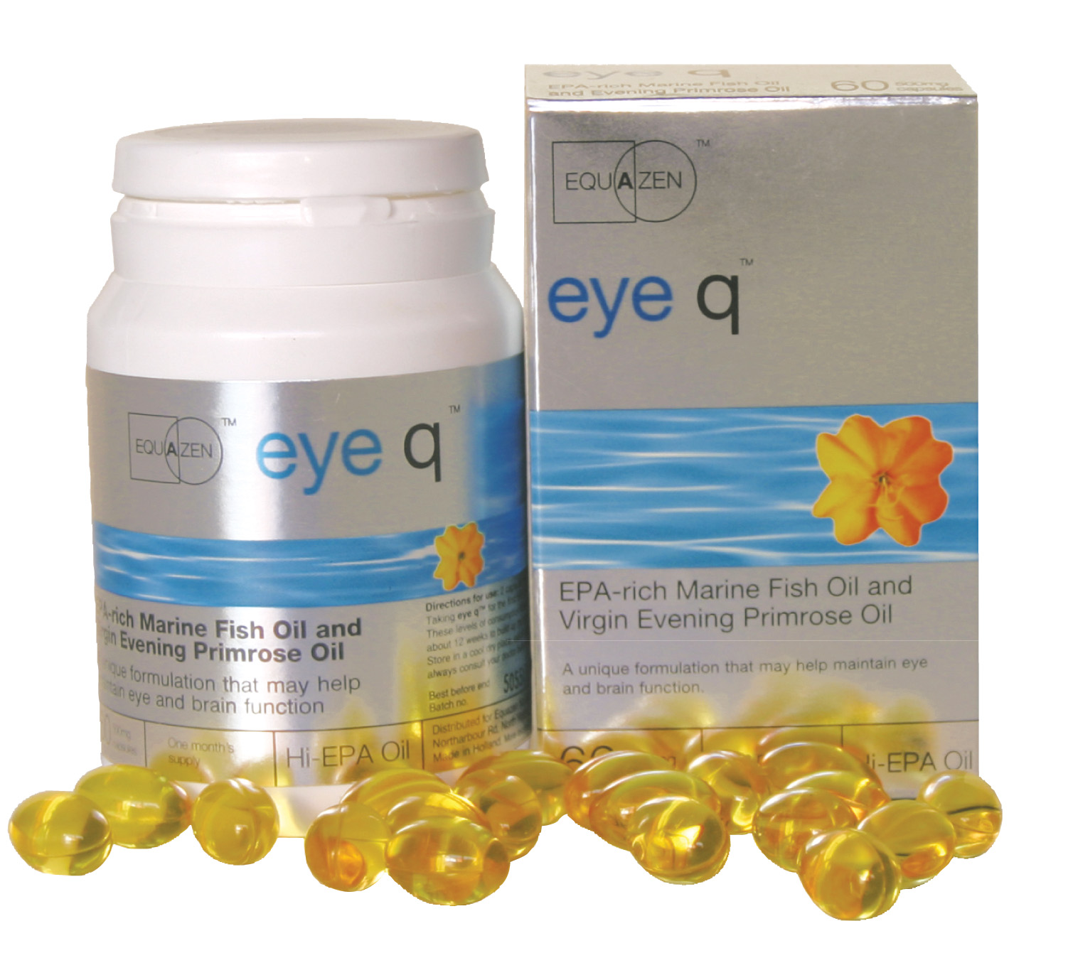 Freebees pr marketing eye q fish oil boosts for Best fish oil for adhd
