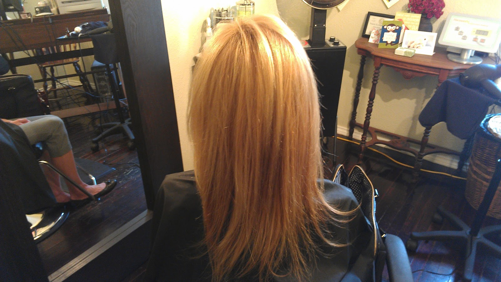 Salon Sovay Hot Heads Extensions Before And After By Sovay Salon