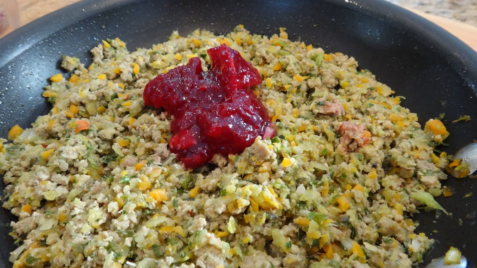 how to cook turkey mince on its own